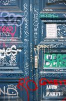 Contina - Colour Impressions III - chaotic door by Picture-Bandit