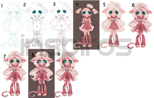 Chibi Process-weeee by NaoPop
