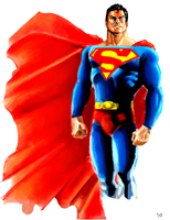 Superman by Lorredelious