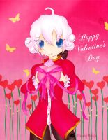 Happy Valentine's Day 2013 by Hoshi-Wolfgang-Hime