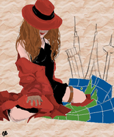 Where is Carmen Sandiego? by GoldenBauble