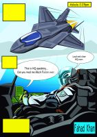 Air fighter by Fahad-Naeem