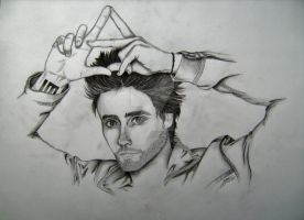 Jared Leto by KissedbymyMuse