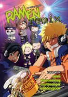 Ramen Remix cover by pencafe