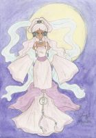 ATLAB - Moon Maiden by Starshinesoldier