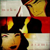 Masami (graphic) by sharllot