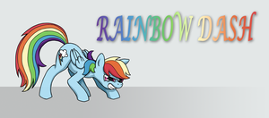 RD is best Rainbow Dash by SpyroConspirator