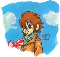 cyborg 009 by five-pm