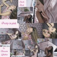 Pretty in pink stock pack (more in the folder) by Blossom-Lullabies