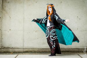 Midna by Lilouchann