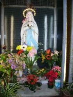 holymary01.stock by wet-ground-stock