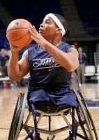 Wheel Chair Basketball by NAS16