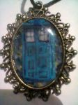 Tardis pendant by frenci97xp