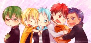 KnB: WHAT IS THIS by cherubchan