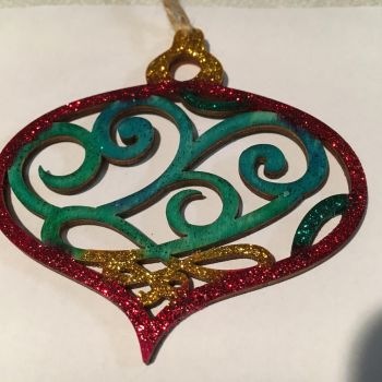 View 6 of Christmas ornament  by wraithsith