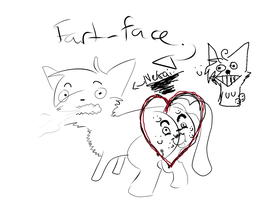 Fartface by P00NIS-IS-LOVE