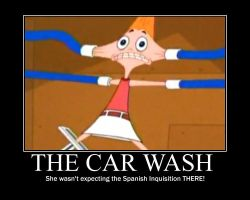 The Car Wash by Kinswaous