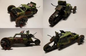 MAD MAX: Completed Mini by JWBeyond