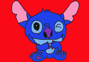 little stitch by Barricade9-1-1