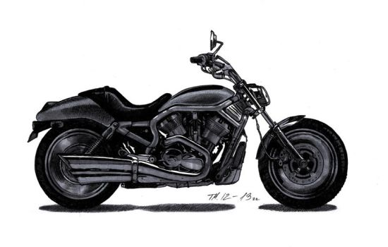V-ROD by M-Havoc
