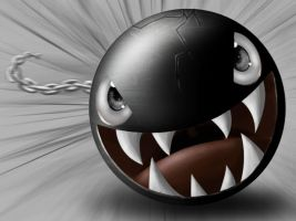 Chain chomp by Lal0-90
