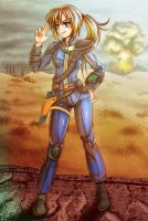Fallout by Cramous