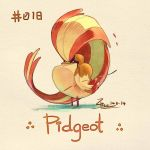 Pidgeot by FL-ZC