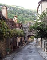 Rocamadour 24 - Old street by HermitCrabStock