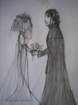 Marrige of light and darkness. by Sahkmet