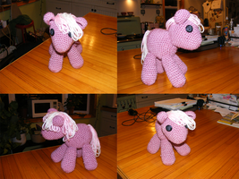 Filly Cheerilee by Crowchet