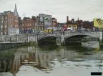 Saint Patricks Bridge Cork by macker33