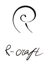 logo R craft version by rik-akeront