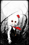 Saw Recolor of Rumia 5 by Giftedly