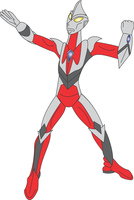 Ultraman Nexus by Daizua123