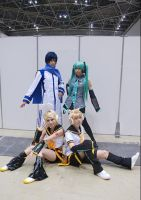 vocaloid grp by kaname-lovers