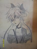 Len's on my wall!~ ^^ by ChocoxCola
