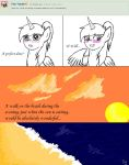 Ask Ice Crystal Question #6 by IceCrystalTheAlicorn