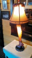 Lucille's Leg Lamp by BigMac1212