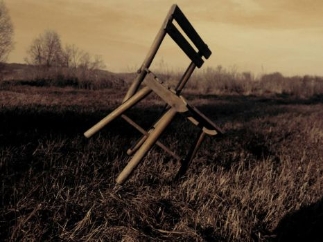 Clouded chair by PigAndreas