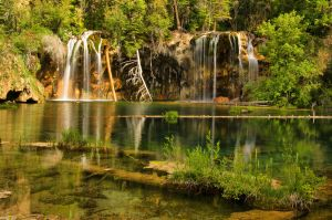 Hanging Lake by eDDie-TK