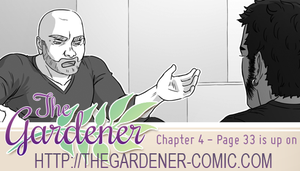 The gardener - Chapter 4 page 33 by Marc-G