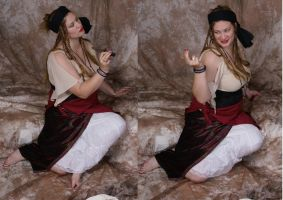 Gypsy Preview by lindowyn-stock