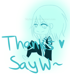 [Thank you #2]  SayW by Skylar-Girl