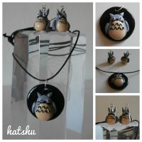 Another Totoro's Set by hatshu