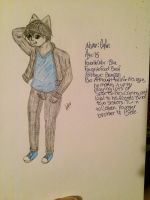 Collen with bio by violetemo16