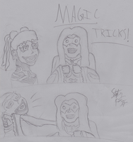 Magic Tricks! by Nemzal
