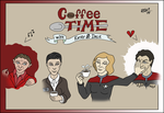 Coffee time by Condemned-To-Love