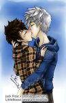 Just a lovely Kiss by RoXas-1988