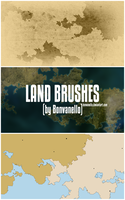 Land Brushes by Bonvanello