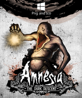 Amnesia The Dark Descent Icon by nemanjadmitrovic